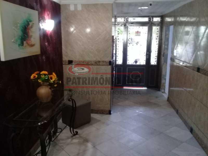 28 - Excelente Apartamento em Vista Alegre, varandão, 2quartos e vaga, junto ao Polo Gastronômico - PAAP22797 - 29