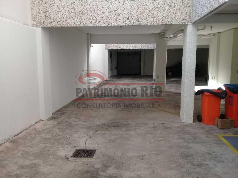 30 - Excelente Apartamento em Vista Alegre, varandão, 2quartos e vaga, junto ao Polo Gastronômico - PAAP22797 - 31