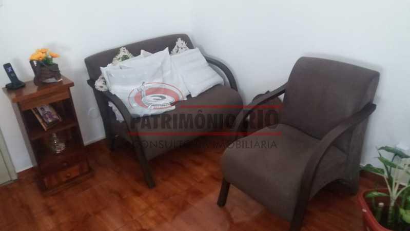 01. - Excelente apartamento, Rua Montevidéu, próximo estação - PAAP22800 - 1