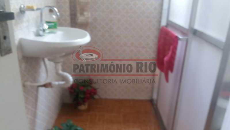 12. - Excelente apartamento, Rua Montevidéu, próximo estação - PAAP22800 - 12
