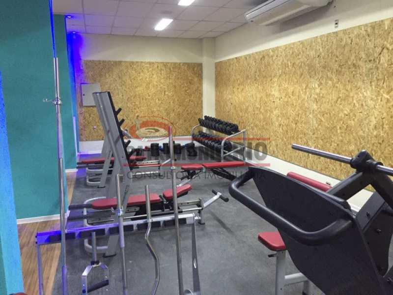 Foto 1 - Lindo Lojão onde funciona uma Academia - PAGA00039 - 12