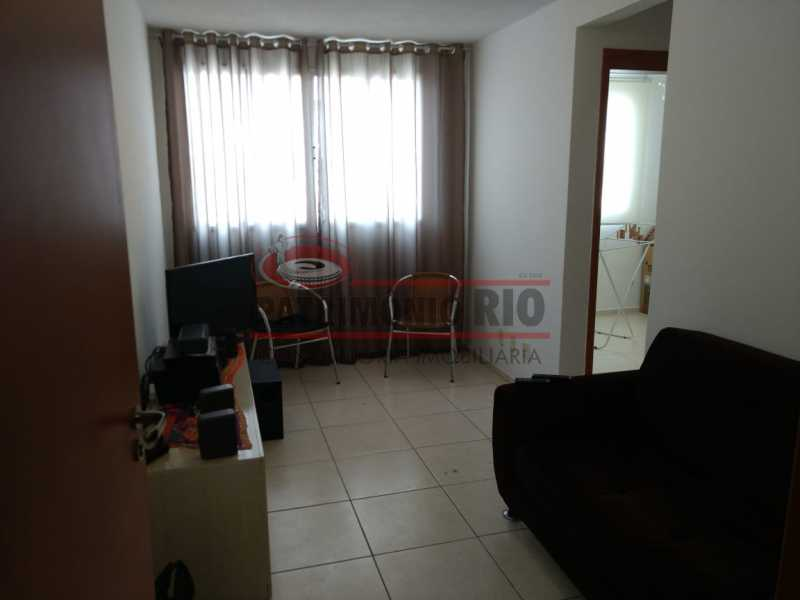 IMG-20180818-WA0002 - Apartamento de 2qtos no Retiro da Serra - PAAP22818 - 4