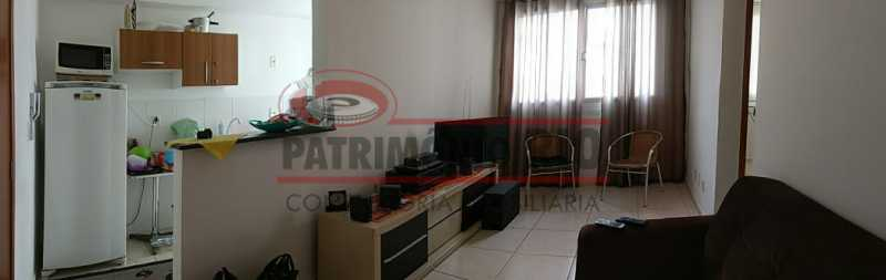 IMG-20180818-WA0005 - Apartamento de 2qtos no Retiro da Serra - PAAP22818 - 1
