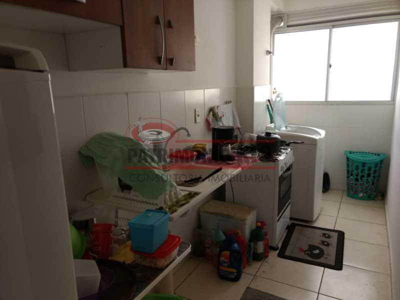 IMG-20180818-WA0007 - Apartamento de 2qtos no Retiro da Serra - PAAP22818 - 5