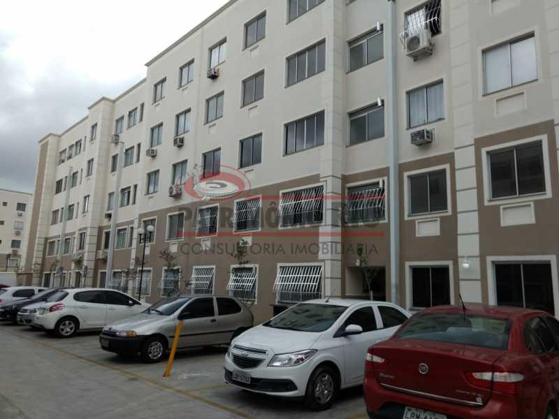 IMG-20180818-WA0015 - Apartamento de 2qtos no Retiro da Serra - PAAP22818 - 14