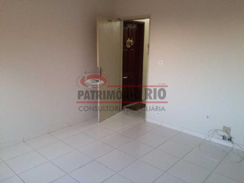 01. - Excelente Apartamento sala 2quartos mais dependência completa - PAAP22840 - 1