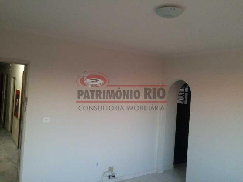 02. - Excelente Apartamento sala 2quartos mais dependência completa - PAAP22840 - 3