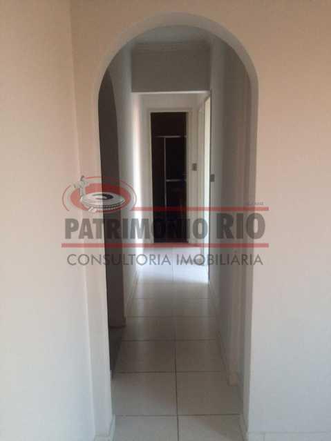 03. - Excelente Apartamento sala 2quartos mais dependência completa - PAAP22840 - 4