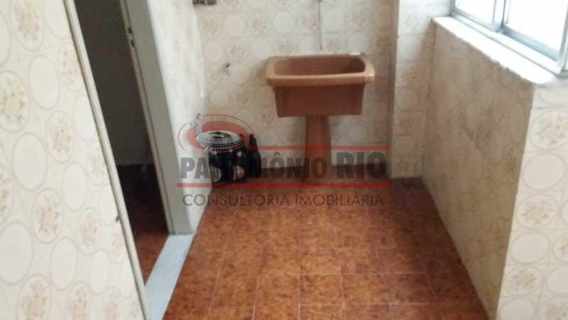 19. - Excelente Apartamento sala 2quartos mais dependência completa - PAAP22840 - 20