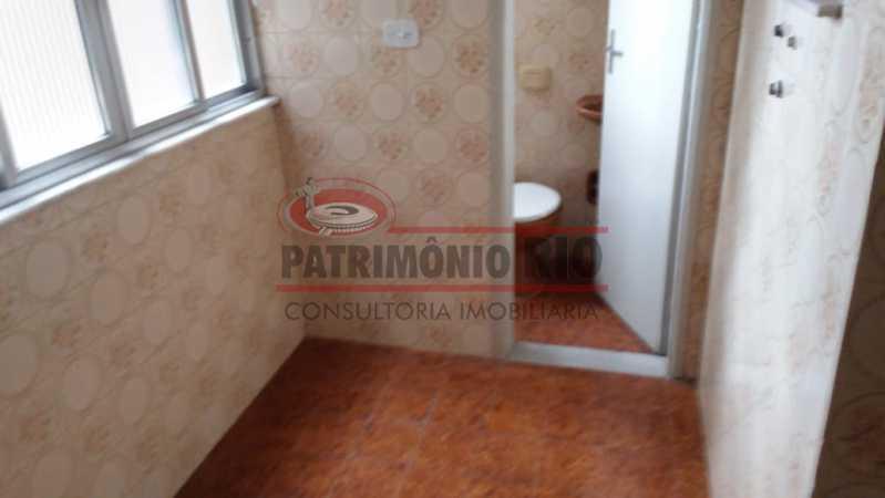 20. - Excelente Apartamento sala 2quartos mais dependência completa - PAAP22840 - 21