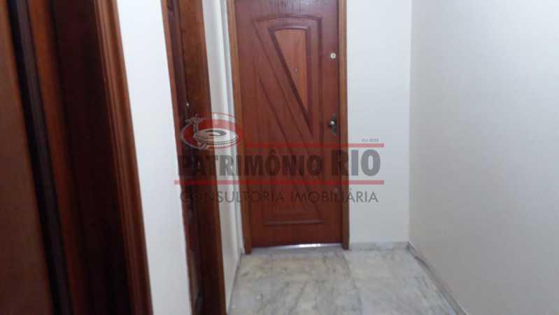 21. - Excelente Apartamento sala 2quartos mais dependência completa - PAAP22840 - 22