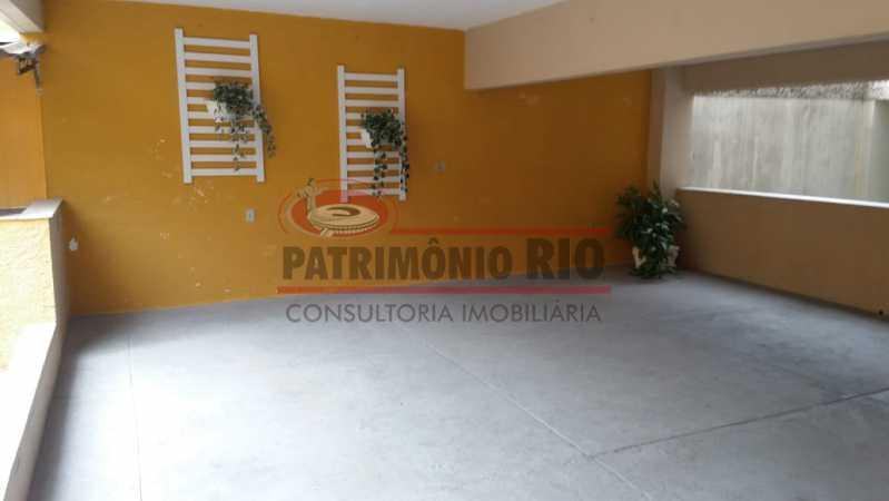 23. - Excelente Apartamento sala 2quartos mais dependência completa - PAAP22840 - 24