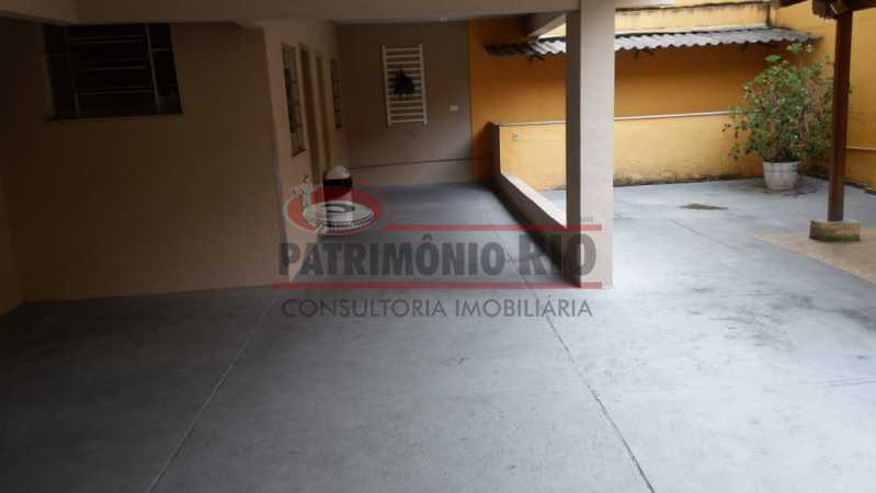 24. - Excelente Apartamento sala 2quartos mais dependência completa - PAAP22840 - 25