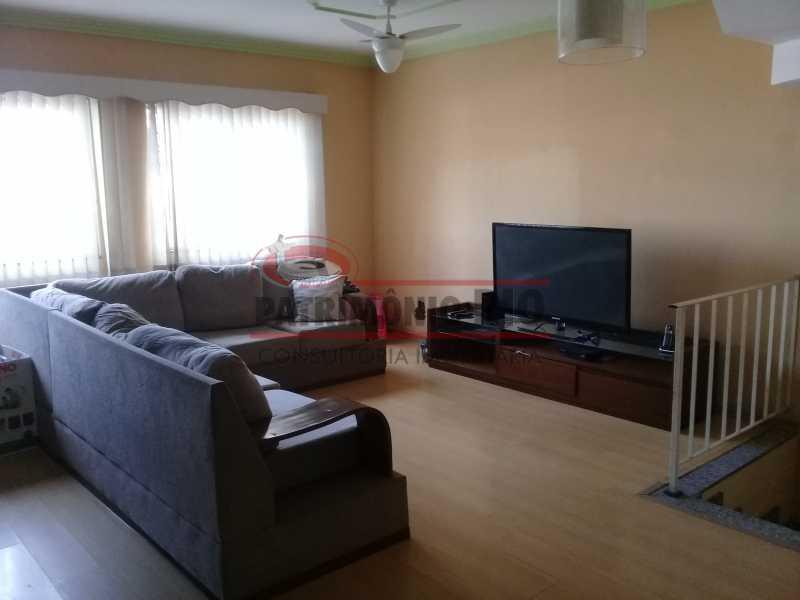 1 - Boa casa triplex em Condomínio fechado com 3qtos, piscina, churrasqueira e duas vagas próximo Largo do Bicão - PACN30043 - 1