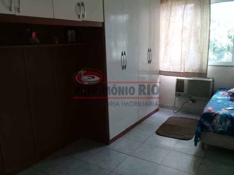 5 - Boa casa triplex em Condomínio fechado com 3qtos, piscina, churrasqueira e duas vagas próximo Largo do Bicão - PACN30043 - 6