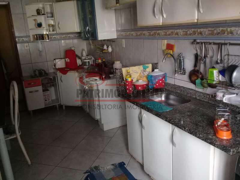14 - Boa casa triplex em Condomínio fechado com 3qtos, piscina, churrasqueira e duas vagas próximo Largo do Bicão - PACN30043 - 15