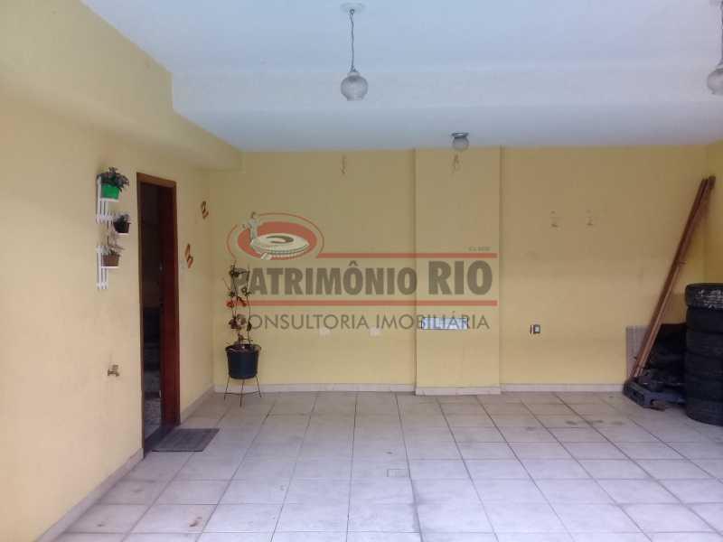 19 - Boa casa triplex em Condomínio fechado com 3qtos, piscina, churrasqueira e duas vagas próximo Largo do Bicão - PACN30043 - 20