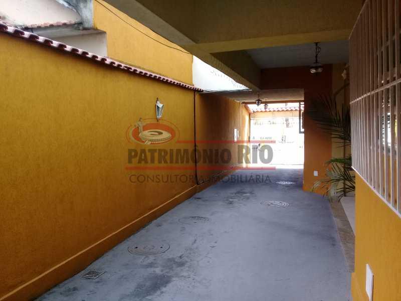 20 - Boa casa triplex em Condomínio fechado com 3qtos, piscina, churrasqueira e duas vagas próximo Largo do Bicão - PACN30043 - 21