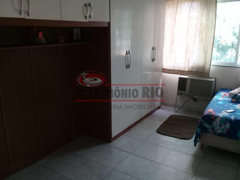 23 - Boa casa triplex em Condomínio fechado com 3qtos, piscina, churrasqueira e duas vagas próximo Largo do Bicão - PACN30043 - 24