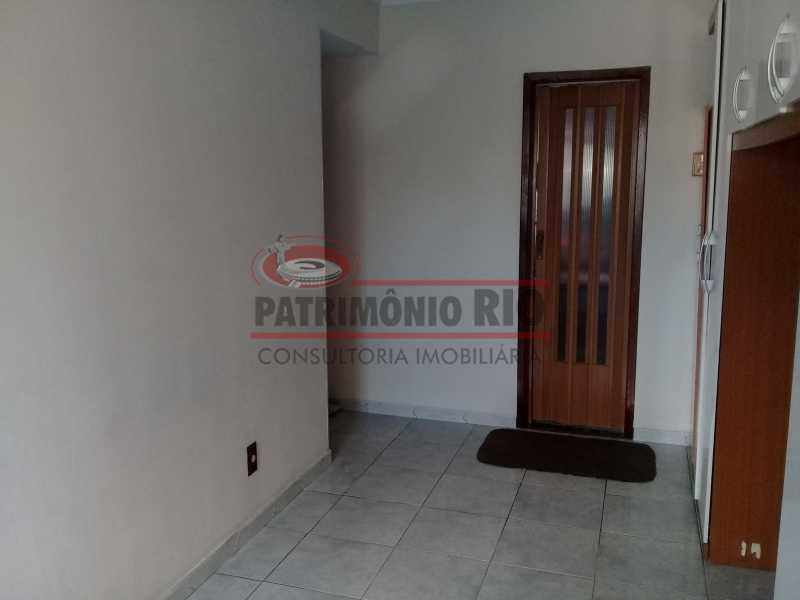 24 - Boa casa triplex em Condomínio fechado com 3qtos, piscina, churrasqueira e duas vagas próximo Largo do Bicão - PACN30043 - 25