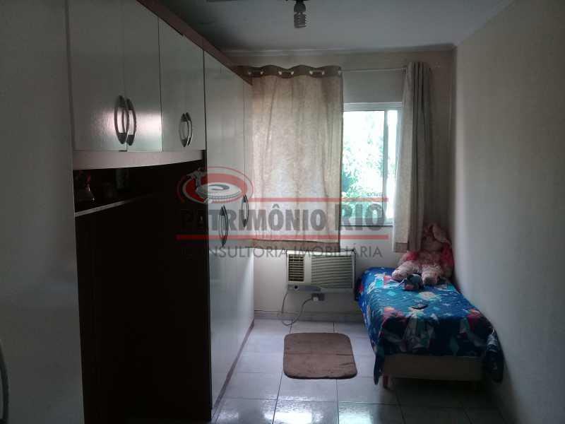 25 - Boa casa triplex em Condomínio fechado com 3qtos, piscina, churrasqueira e duas vagas próximo Largo do Bicão - PACN30043 - 26