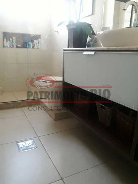 14 - Apartamento Bonsucesso, 2qtos, 2 banheiros, 1 vaga, garagista, infraestrutura e financia! - PAAP22859 - 14