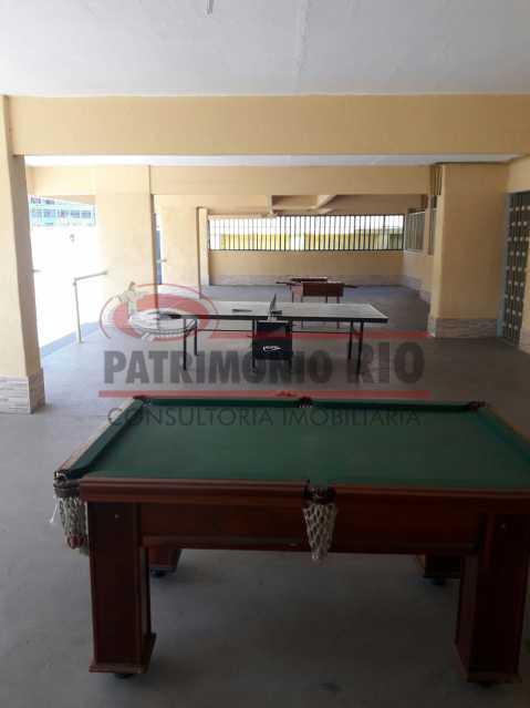 17 - Apartamento Bonsucesso, 2qtos, 2 banheiros, 1 vaga, garagista, infraestrutura e financia! - PAAP22859 - 19