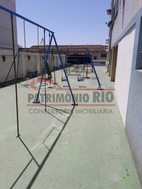 18 - Apartamento Bonsucesso, 2qtos, 2 banheiros, 1 vaga, garagista, infraestrutura e financia! - PAAP22859 - 20