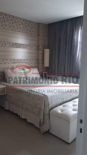 19 - Apartamento Bonsucesso, 2qtos, 2 banheiros, 1 vaga, garagista, infraestrutura e financia! - PAAP22859 - 12
