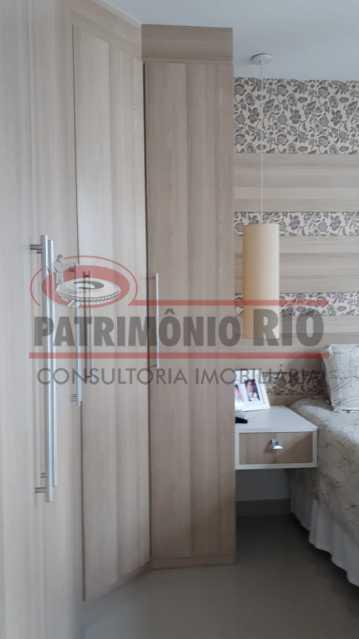 20 - Apartamento Bonsucesso, 2qtos, 2 banheiros, 1 vaga, garagista, infraestrutura e financia! - PAAP22859 - 11