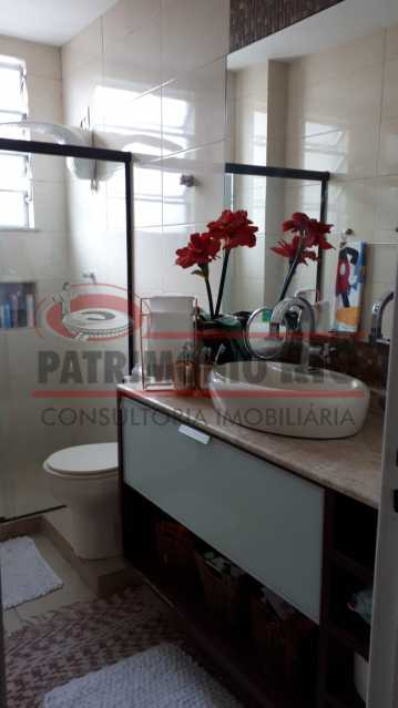 26 - Apartamento Bonsucesso, 2qtos, 2 banheiros, 1 vaga, garagista, infraestrutura e financia! - PAAP22859 - 13