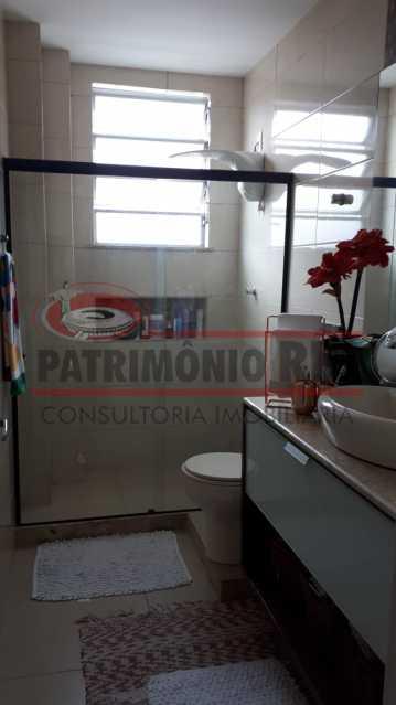 27 - Apartamento Bonsucesso, 2qtos, 2 banheiros, 1 vaga, garagista, infraestrutura e financia! - PAAP22859 - 25