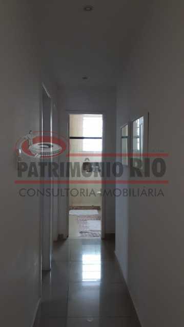 28 - Apartamento Bonsucesso, 2qtos, 2 banheiros, 1 vaga, garagista, infraestrutura e financia! - PAAP22859 - 23