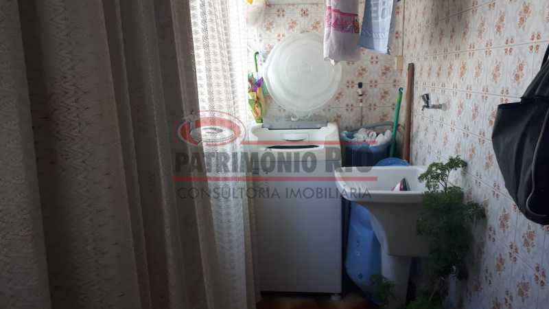 fb 1 - Apartamento na Fazenda Botafogo. - PAAP22879 - 4