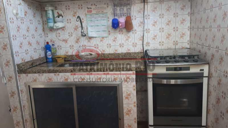 fb 4 - Apartamento na Fazenda Botafogo. - PAAP22879 - 1