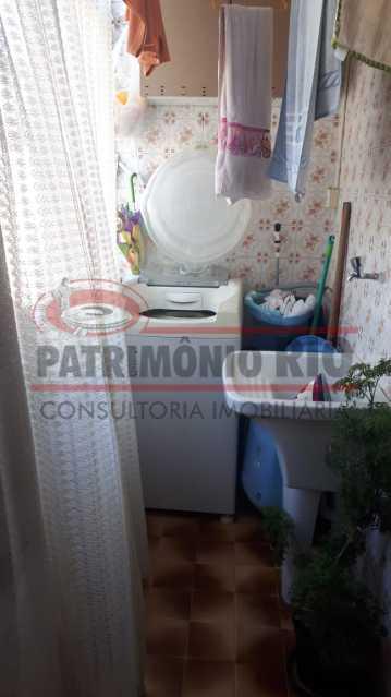 fb 2 - Apartamento na Fazenda Botafogo. - PAAP22879 - 21