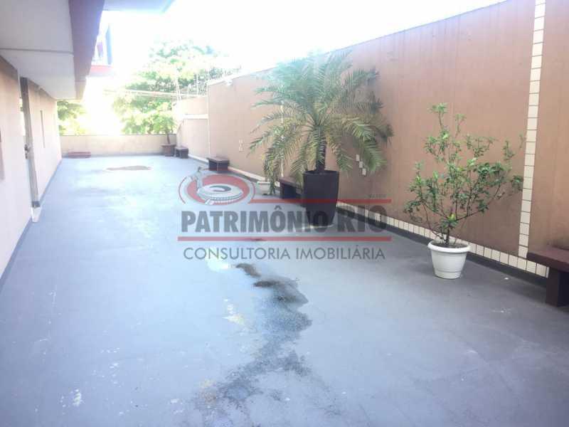 PHOTO-2019-04-13-15-01-46_1 - Excelente Cobertura com 2vagas ao lado do Bicão - PACO20032 - 27