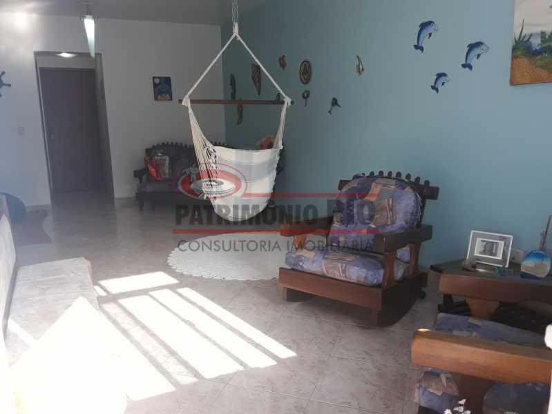 03 - Apartamento com planta generosa! - PAAP30751 - 4