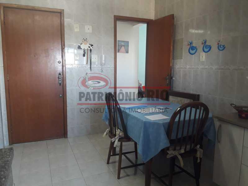 17 - Apartamento com planta generosa! - PAAP30751 - 20