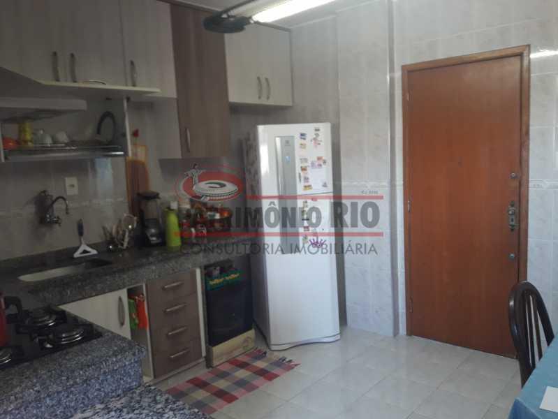 18 - Apartamento com planta generosa! - PAAP30751 - 21