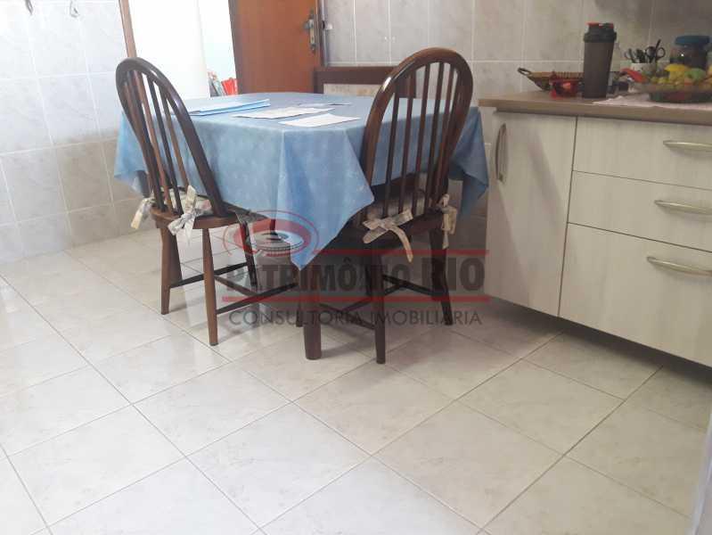 19 - Apartamento com planta generosa! - PAAP30751 - 22