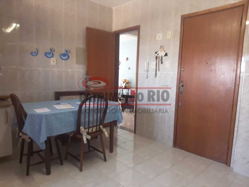 20 - Apartamento com planta generosa! - PAAP30751 - 23