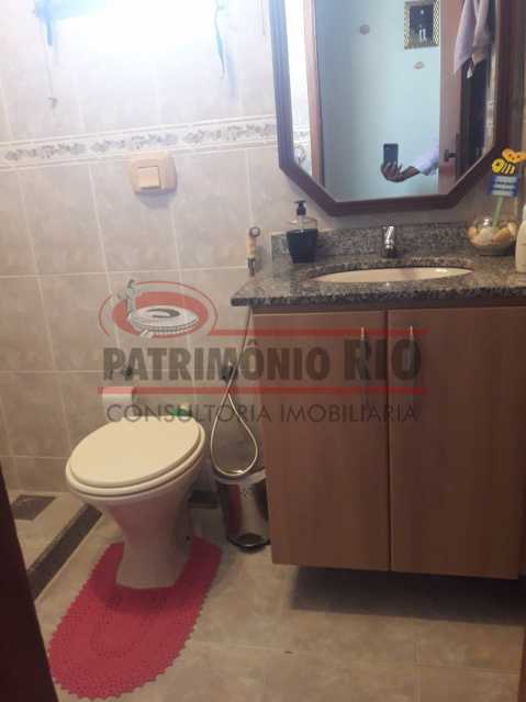 23 - Apartamento com planta generosa! - PAAP30751 - 26