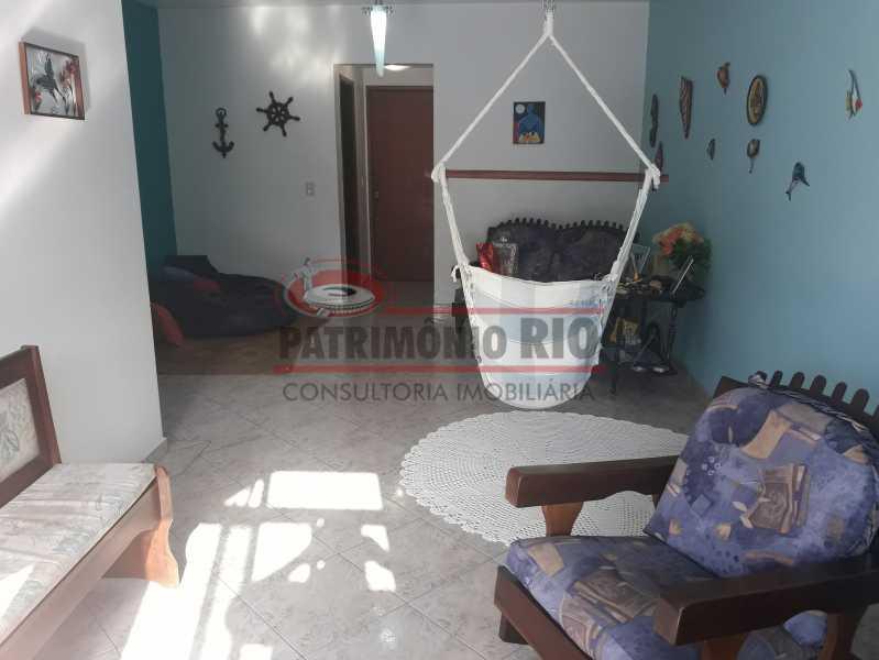 27 - Apartamento com planta generosa! - PAAP30751 - 30