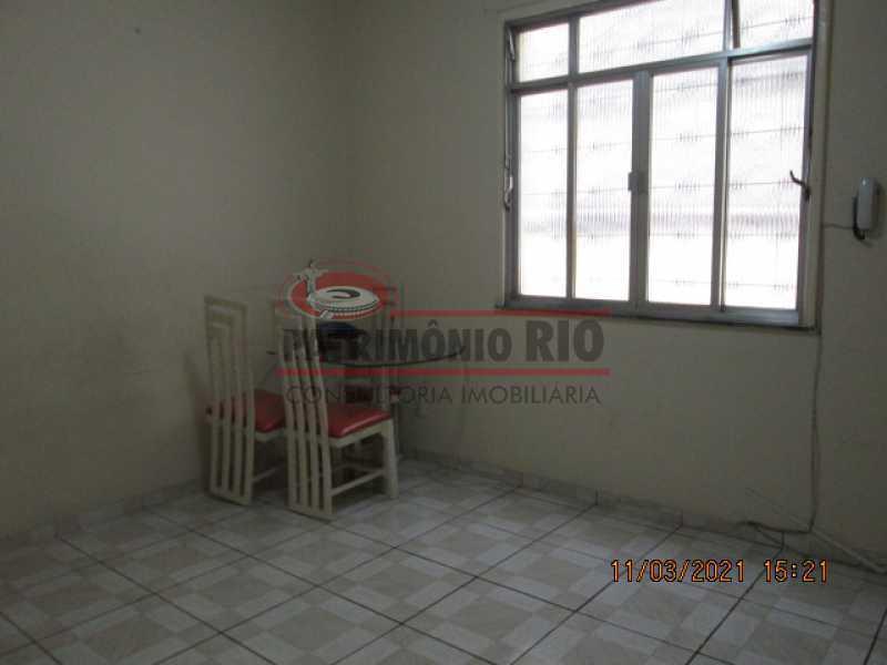 IMG_2374 - Apartamento tipo casa térreo, 2qtos sem condomínio - hidrômetro separado - Penha Circular - PAAP22886 - 4