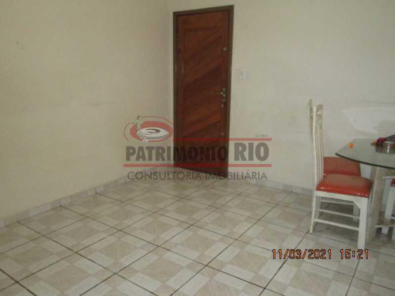 IMG_2375 - Apartamento tipo casa térreo, 2qtos sem condomínio - hidrômetro separado - Penha Circular - PAAP22886 - 5