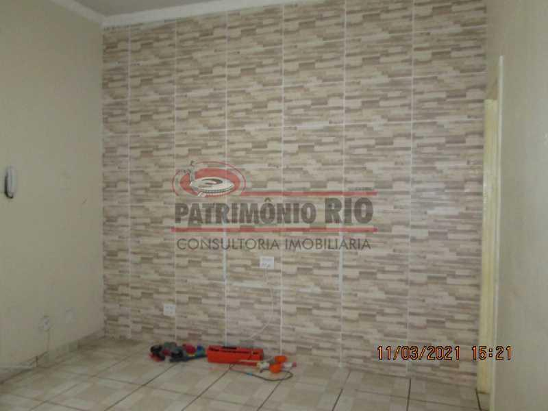 IMG_2376 - Apartamento tipo casa térreo, 2qtos sem condomínio - hidrômetro separado - Penha Circular - PAAP22886 - 6