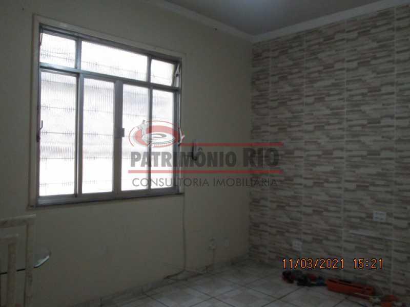 IMG_2377 - Apartamento tipo casa térreo, 2qtos sem condomínio - hidrômetro separado - Penha Circular - PAAP22886 - 7