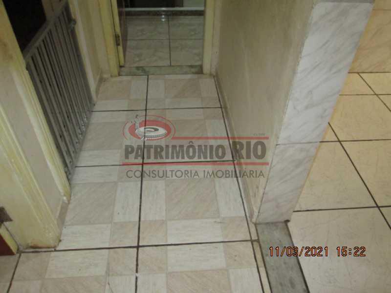 IMG_2378 - Apartamento tipo casa térreo, 2qtos sem condomínio - hidrômetro separado - Penha Circular - PAAP22886 - 9