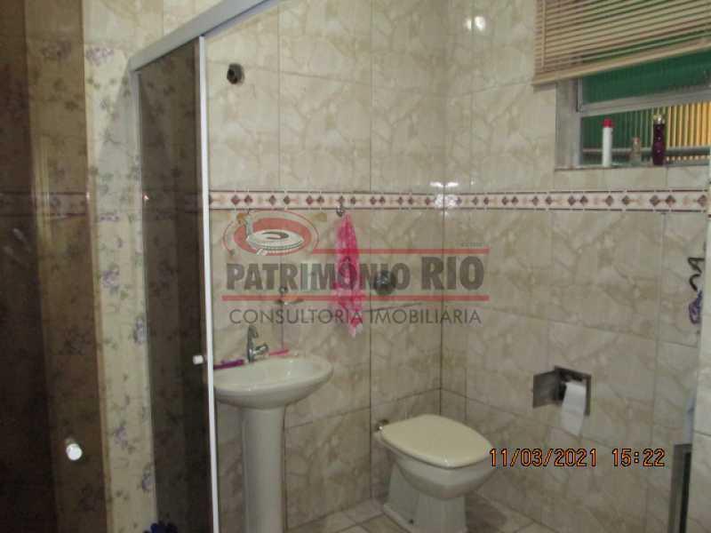 IMG_2379 - Apartamento tipo casa térreo, 2qtos sem condomínio - hidrômetro separado - Penha Circular - PAAP22886 - 10